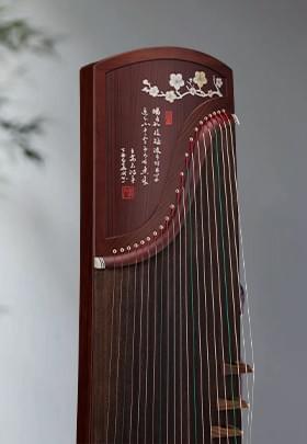 尚品古箏 - 暗香疏影 - 中級古箏