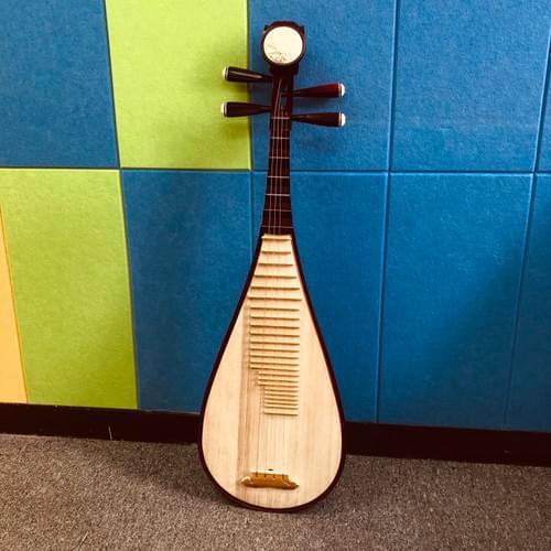 海購樂器 - 初級紅木琵琶