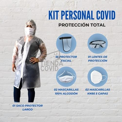 KIT PERSONAL COVID