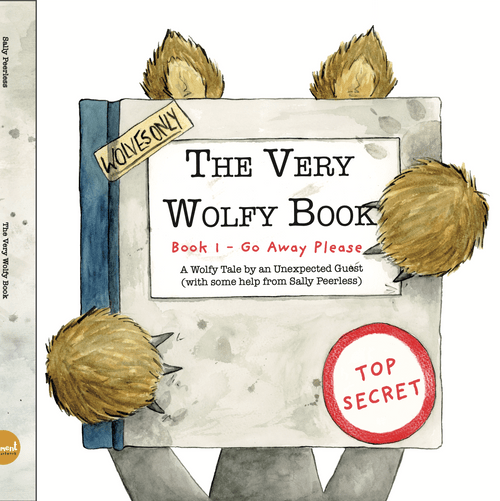 The Very Wolfy Book
