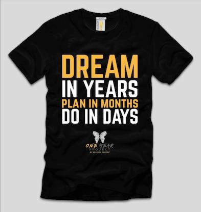 Dream Plan T-Shirt