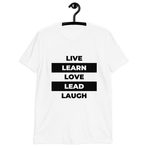 LIVE LOVE LAUGH T-SHIRT