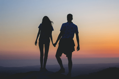 Rising In Love - Couple