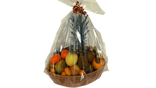 Panier-cadeau de fruits JOVIAL