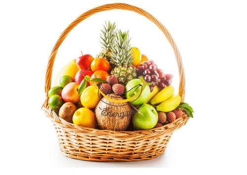 Box de fruits frais de 8Kg