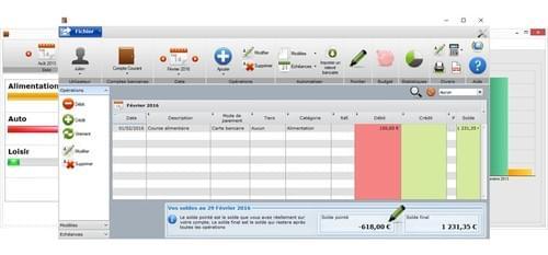 Outil de gestion comptable et financière sous format excel