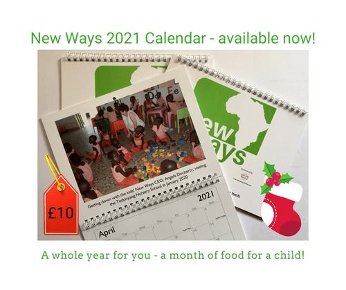 Exclusive! 2021 New Ways Calendar