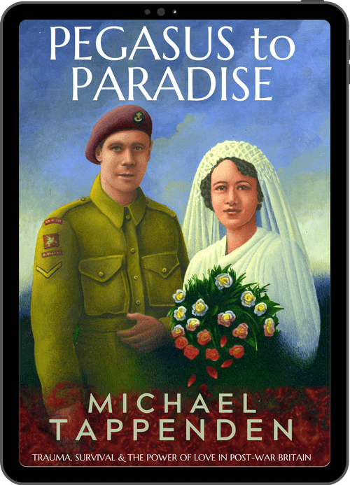 PEGASUS to PARADISE: Trauma, survival & the power of love in post-war Britain