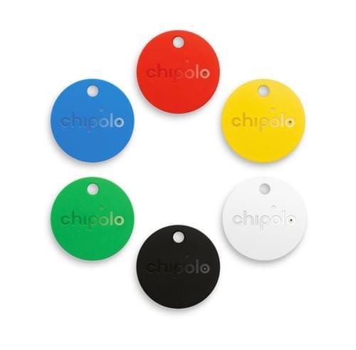 探し物がなくなる、スマホ設定簡単なキーホルダー「CHIPOLO」
