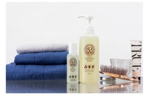 髪も顔も全身洗える潤うシャンプー