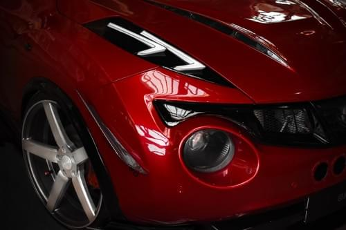 Nissan Juke Lights by Juke Red