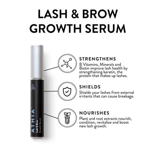 ATHIA - Lash & Brow regrowth serum