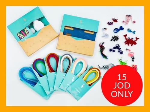 Origami Classic kit & Quilling Classic kit Offer