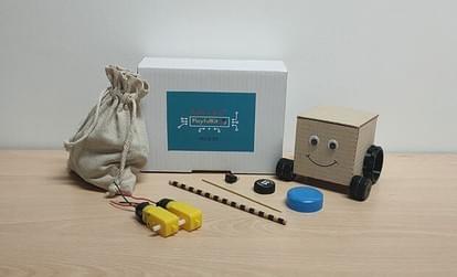Robot Car DIY Kit Maker