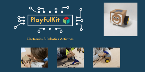 Atelier Robotique - Estaminet de la ferme aux oies - 19/09/2020