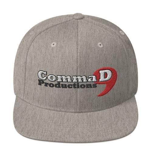 Comma D Cap