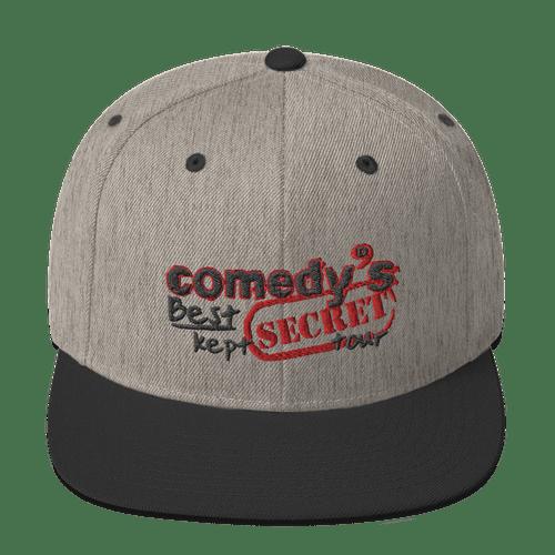 Secret Cap