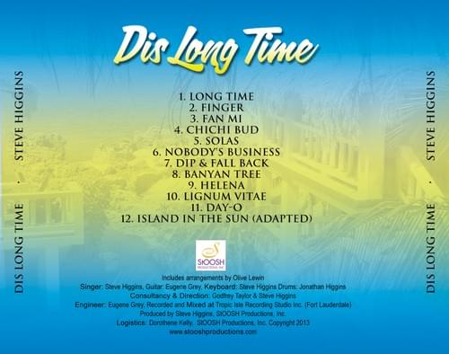 Dis Long Time Physical CD
