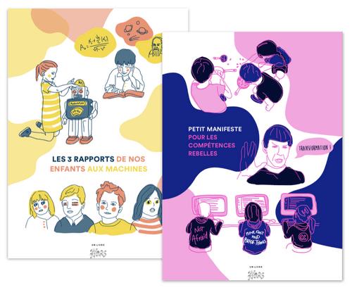 2 livrets pdf réunis dans un volume pour identifier les nouvelles compétences nécessaires.