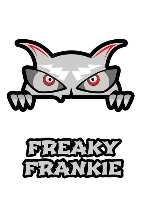FREAKY FRANKIE -The freakiest candy to your door !