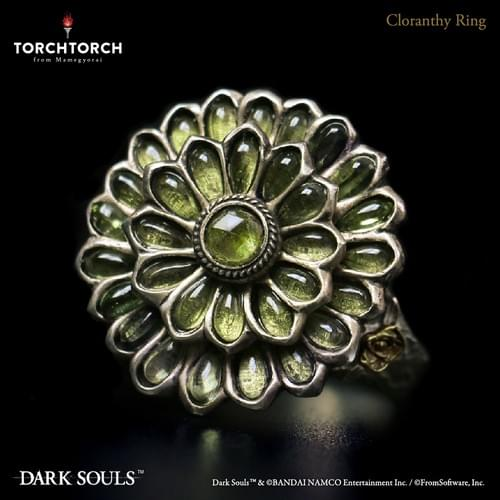 DARK SOULS x TORCH TORCH/ Chloranthy Ring