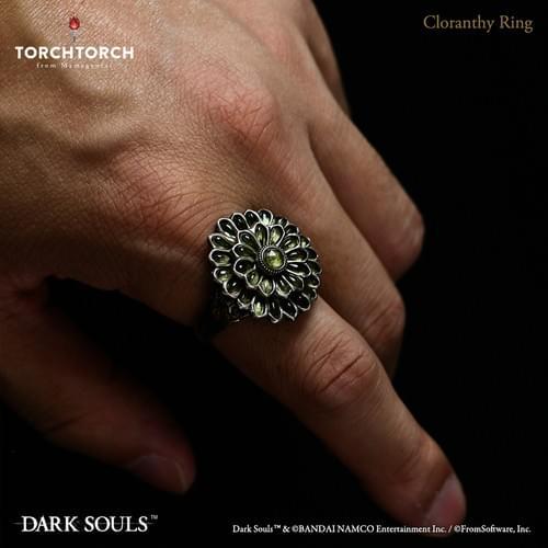 DARK SOULS x TORCH TORCH/ Chloranthy Ring