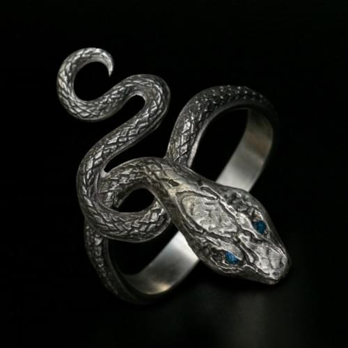 【Restock】DARK SOULS x TORCH TORCH/ Covetous Silver Serpent Ring