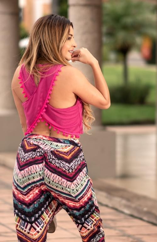 Pantalon Babubucha Colores PBC018