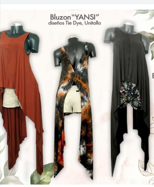 Bluzon Yansi BY013