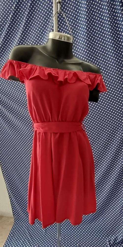 Vestido Carolina  VCC004