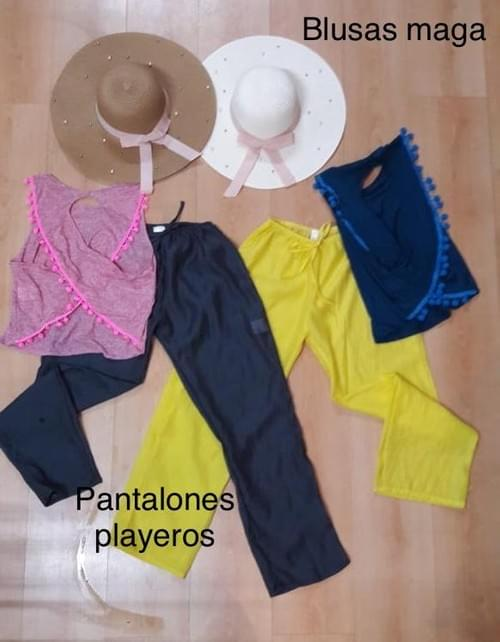 Pantalon playero PM014