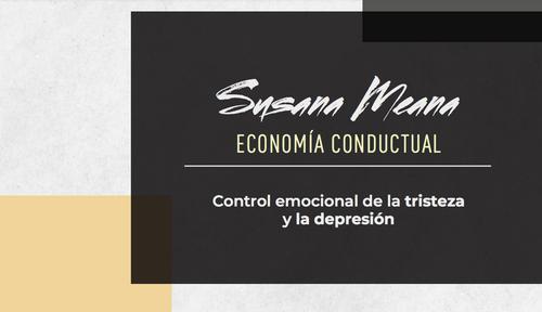 Control emocional de la tristeza y la depresión