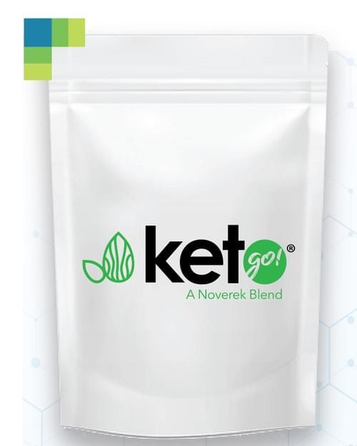 GO KETO 1/2 kg / 10 Piezas