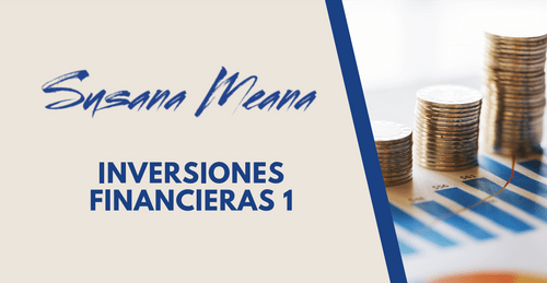 Inversiones financieras 1, 2 y 3