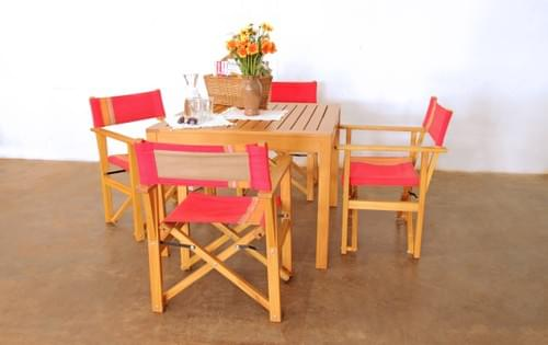 Four Seater outdoor table