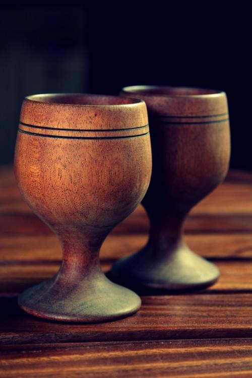 Decorative Wine glass set