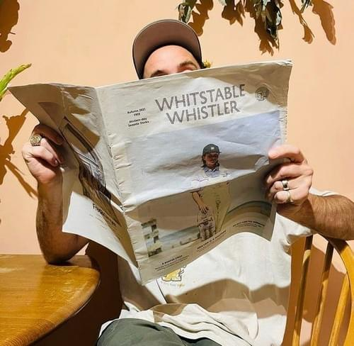 Annual subscription - Whitstable Whistler only