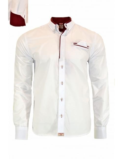 Camisa blanca Yellow Skin