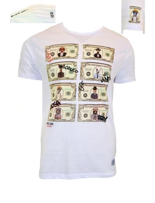 Camiseta $ T/L
