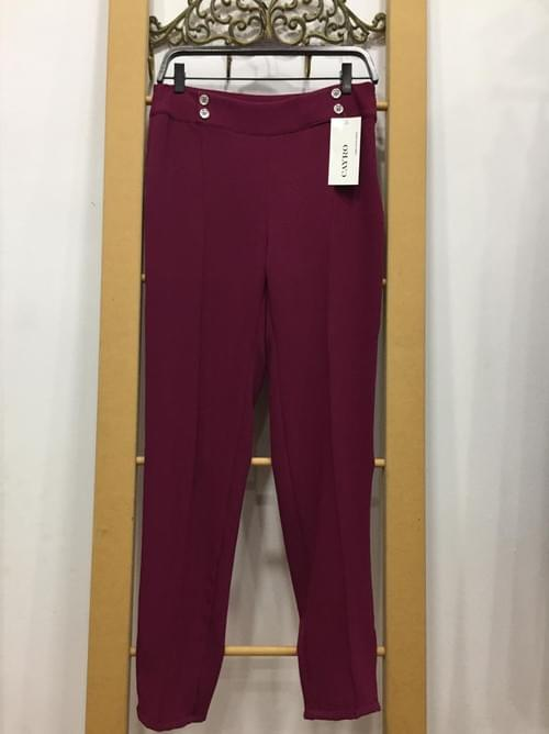 Pantalón púrpura Cayro. T/M.