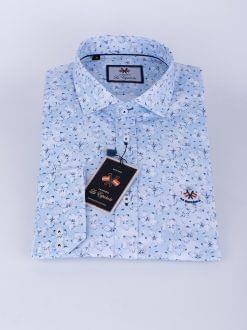 Camisa La Española mariposas