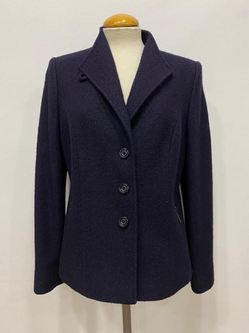Chaqueta de lana fría Cristina Félix. T/46.