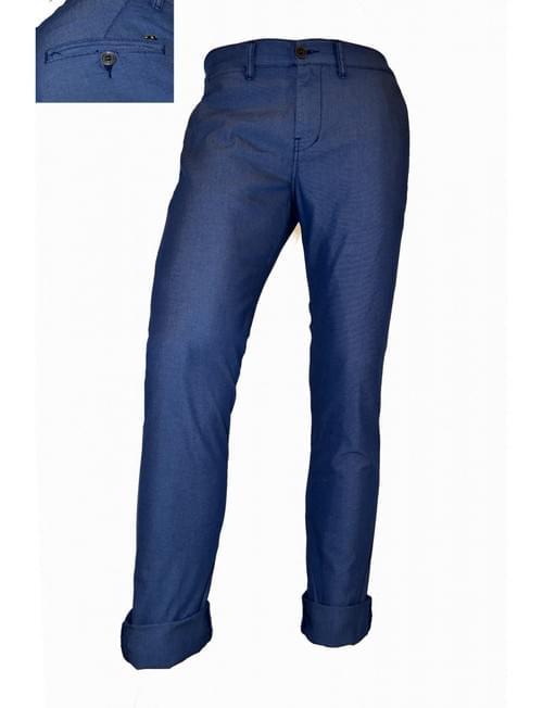Pantalón azul Moustache