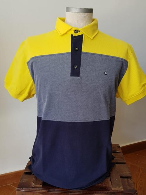 Polo Yellow Skin T/XL