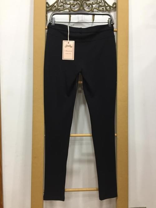 Pantalón polipiel-leggin Almatrichi. T/36.