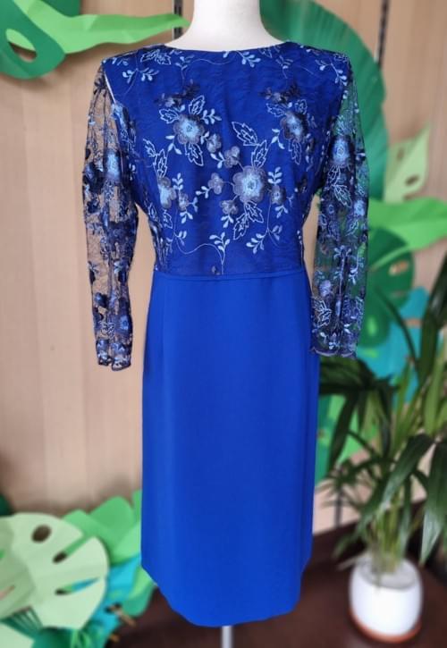Vestido Christina Félix mod.234 Ref.8116-5