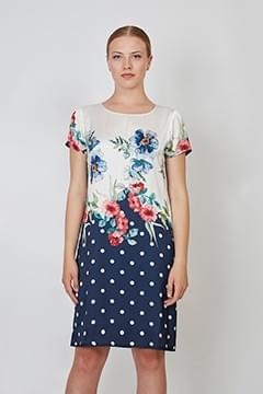 Vestido Mino Mora T/52 5253