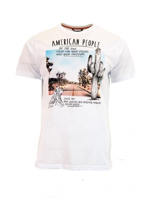 Camiseta American people T/XL