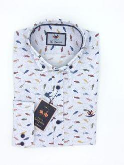 Camisa La Española peces