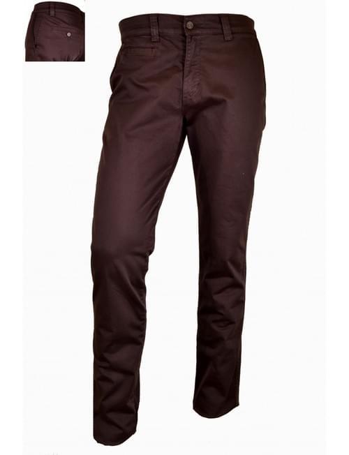 Pantalón marrón Yellow Skin